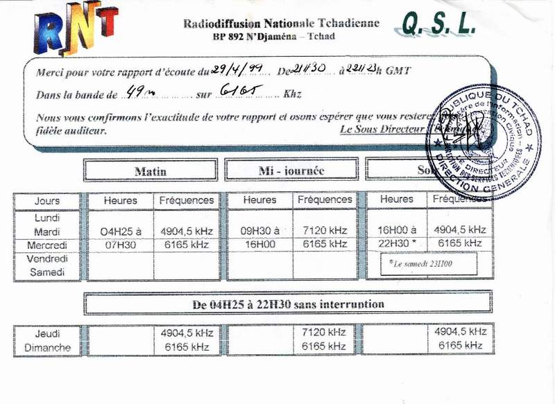 QSL Collection Page 4